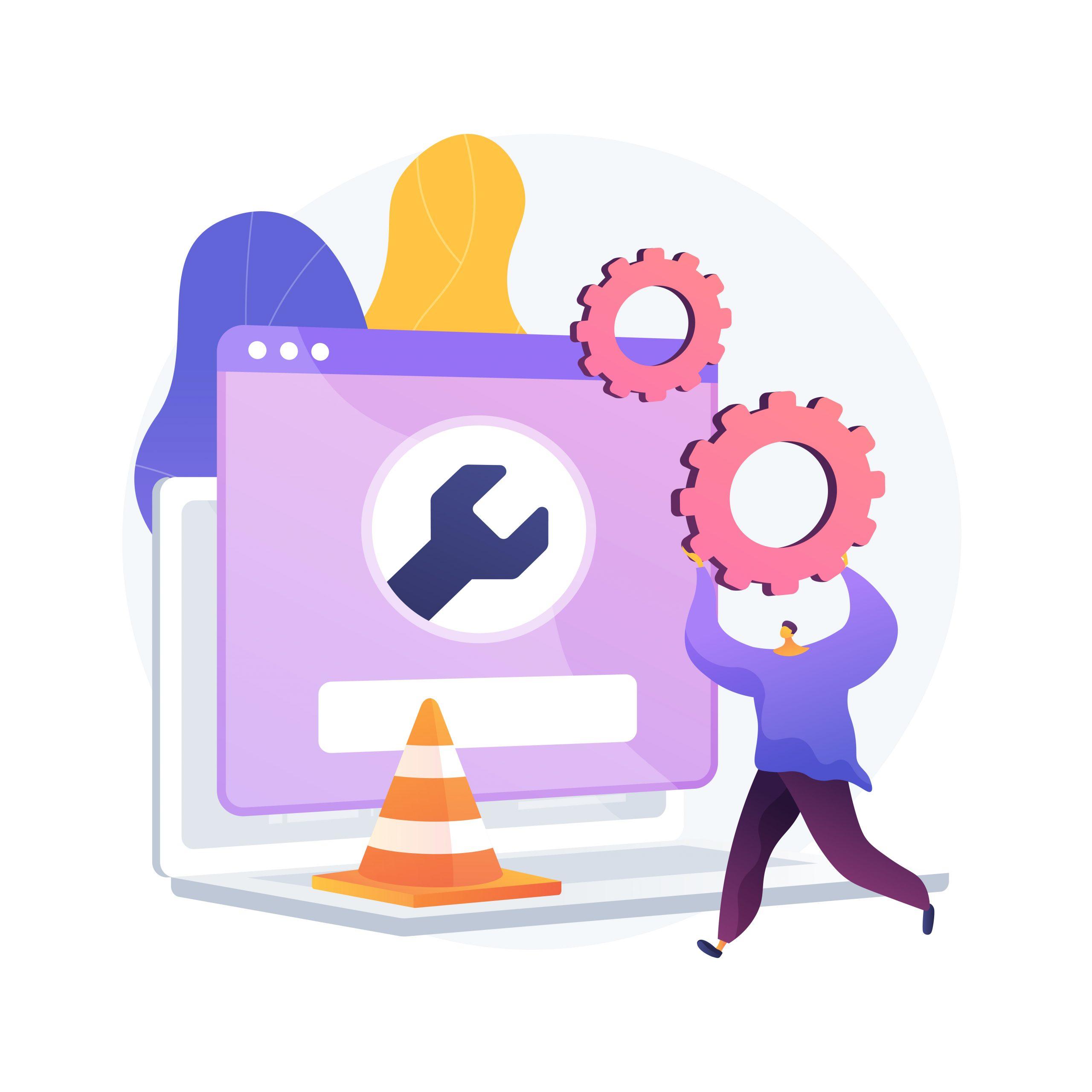 Servicios de mantenimiento web
